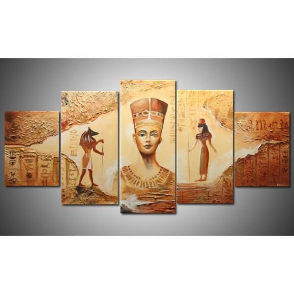 moderni-obraz-egyptsky-motiv