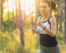 Jaké můžete provádět cviky na trampolíně