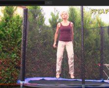 Hledáte inspiraci pro skákání na trampolíně?